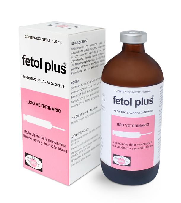 Fetol Plus 100 ml