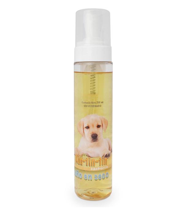 Rin Tin Tin baño seco cachorro 250 ml